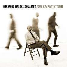 Branford Marsalis (geb. 1960): Four MFs Playin' Tunes, CD
