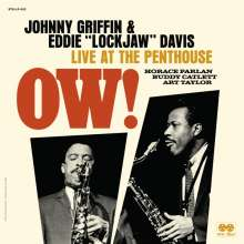 Eddie 'Lockjaw' Davis & Johnny Griffin: Ow! Live At The Penthouse (remastered) (180g) (Limited Numbered Edition), 2 LPs