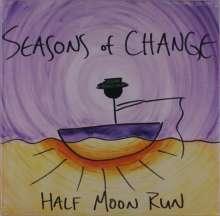 "Half Moon Run: Seasons Of Change, Single 10"""