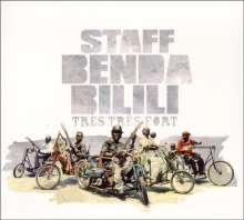 Staff Benda Bilili: Tres Tres Fort, CD