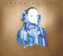 Juana Molina: Wed 21, CD
