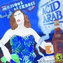 Acid Arab: Musique De France, CD