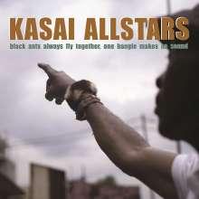 Kasai Allstars: Black Ants Always Fly Together, One Bangle Makes No Sound, LP