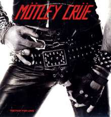 Mötley Crüe: Too Fast For Love (180g) (White Smoked Vinyl), LP