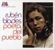 Rubén Blades: A Poeta del Pueblo, CD