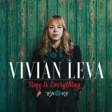 Vivian Leva: Time Is Everything, CD