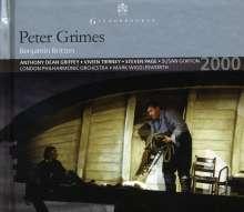 Benjamin Britten (1913-1976): Peter Grimes op.33, 3 CDs