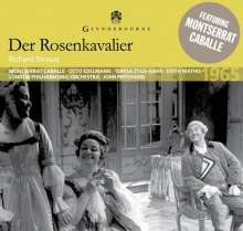 Richard Strauss (1864-1949): Der Rosenkavalier, 3 CDs