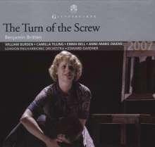 Benjamin Britten (1913-1976): The Turn of the Screw op.54, 2 CDs
