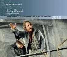 Benjamin Britten (1913-1976): Billy Budd op.50, 3 CDs