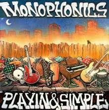 Monophonics: Playin & Simple, CD