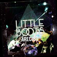Little Boots: Arecibo, Single 12""