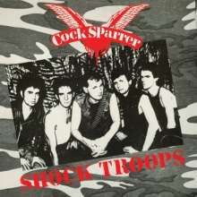 Cock Sparrer: Shock Troops, LP