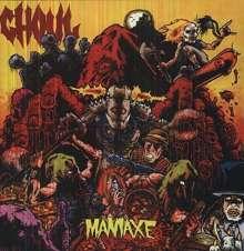 Ghoul (Thrash Metal): Maniaxe, CD