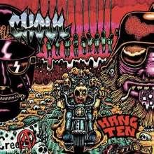 "Ghoul (Thrash Metal): Hang Ten (Limited-Edition) (Colored Vinyl), Single 10"""