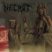 Necrot: Blood Offerings (Limited Edition) (Colored Vinyl), LP