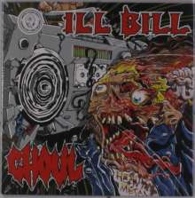 Ghoul / Ill Bill: Ghoul/Ill Bill (Limited-Edition) (Silver Vinyl), Single 7""
