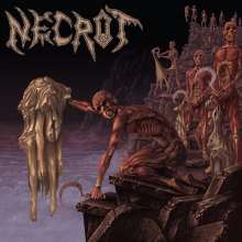 Necrot: Mortal (Limited Edition) (Colored Vinyl), LP