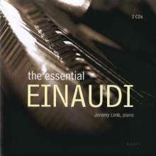 "Ludovico Einaudi (geb. 1955): Klavierwerke ""The Essential Einaudi"", 2 CDs"