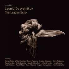 Leonid Desyatnikov (geb. 1955): The Leaden Echo für Stimme & Instrumente, CD