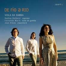 Viola Da Samba - De rio a RIO, CD