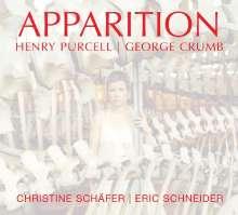 Christine Schäfer - Apparition, CD