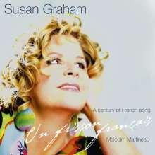 Susan Graham - Un Frisson francais, CD