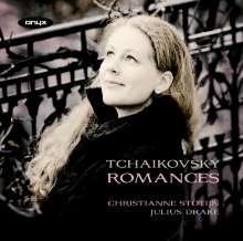 Peter Iljitsch Tschaikowsky (1840-1893): Romanzen, CD