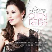 Chen Reiss - Liaisons, CD