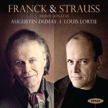 Augustin Dumay - Violinsonaten von Franck & Strauss, CD