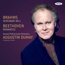 Johannes Brahms (1833-1897): Serenade Nr.1, CD