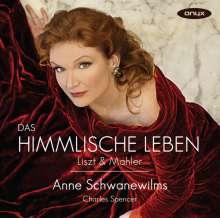 Anne Schwanewilms - Das Himmlische Leben, CD