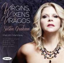 Susan Graham - Virgins,Vixens & Viragos, CD