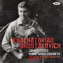 Aram Khachaturian (1903-1978): Violinkonzert, CD