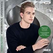 Xaver Scharwenka (1850-1924): Klaviersonate Nr.2, CD
