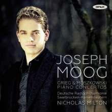 Moritz Moszkowski (1854-1925): Klavierkonzert op.59, CD