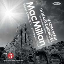 James MacMillan (geb. 1959): Symphonie Nr.4, CD