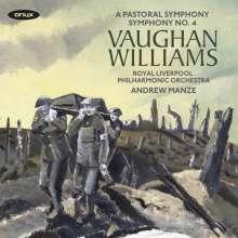Ralph Vaughan Williams (1872-1958): Symphonien Nr.3 & 4, CD