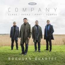 Borusan Quartet - Company, CD