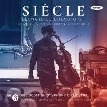 Leonard Elschenbroich - Siecle, CD
