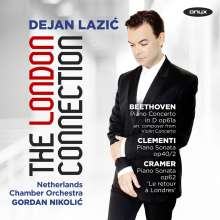 Dejan Lazic - The London Connection, CD