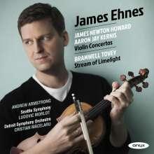 James Ehnes, Violine, CD