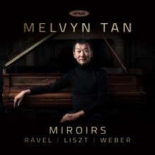 Melvyn Tan - Miroirs, CD
