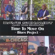 Dave Schmidt: Time To Move On, CD
