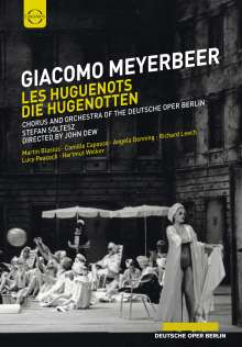 Giacomo Meyerbeer (1791-1864): Die Hugenotten (in deutscher Sprache), DVD