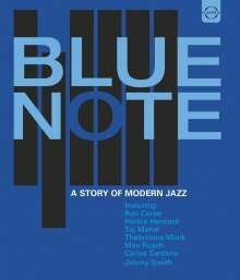 Blue Note: A Story Of Modern Jazz, Blu-ray Disc