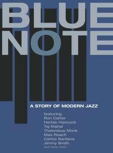 Blue Note: A Story Of Modern Jazz, DVD