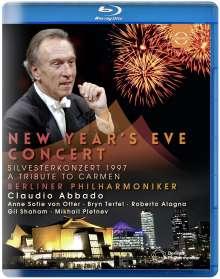 Silvesterkonzert in Berlin 31.12.97 (Tribute to Carmen), Blu-ray Disc