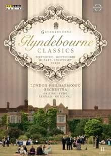 Glyndebourne Classics, 11 DVDs