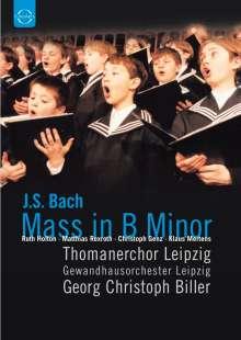 Johann Sebastian Bach (1685-1750): Messe h-moll BWV 232, 2 DVDs